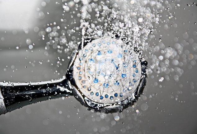 Duş başlığı nasıl temizlenir?