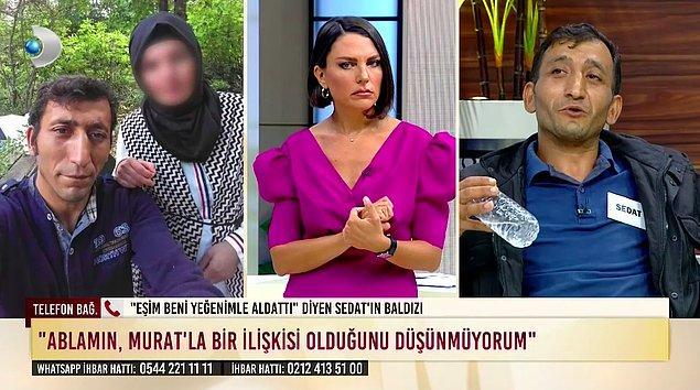Nesrin'in kardeşi de aldatma durumunun yaşanmadığını, Sedat'ın sürekli aldatma imasında bulunduğunu, çalışmayıp çocukları aç sefil bıraktığını söyledi.