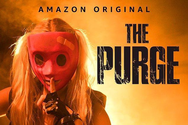 15. The Purge - IMDb: 6.5