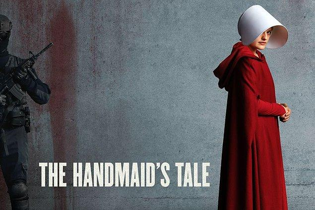 8. The Handmaid's Tale - IMDb: 8.4
