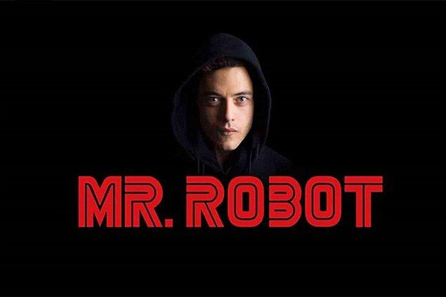 6. Mr. Robot - IMDb 8.5