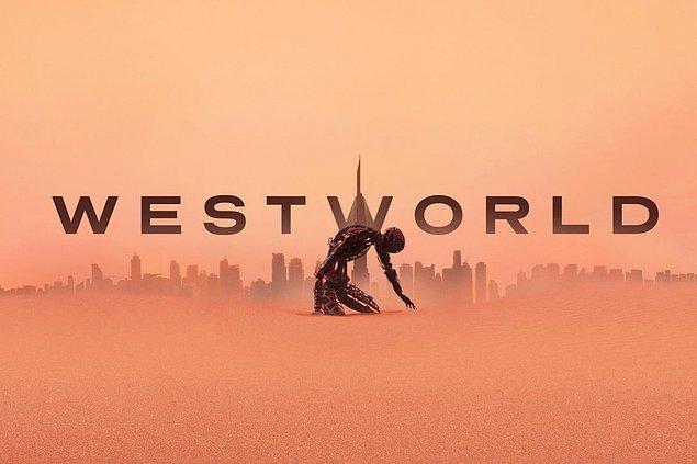 5. Westworld - IMDb: 8.6