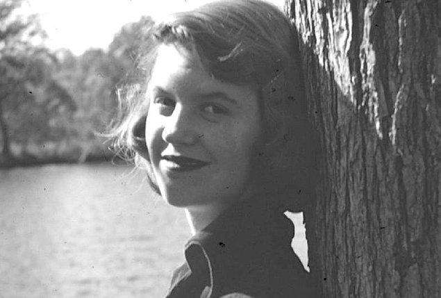 Sylvia Plath!