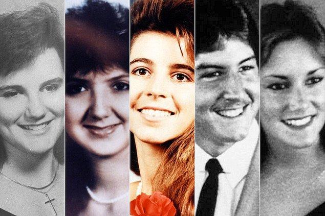 Seri katil Danny Rolling, 3 gün boyunca Gainesville, Florida'daki üniversite öğrencilerini katletti.