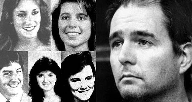 Danny Harold Rolling, Mayıs 1954'te Louisiana, Shreveport'ta Claudia ve James Rolling'in çocuğu olarak dünyaya geldi.