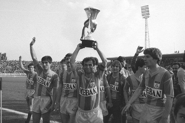 İlklerin takımı Galatasaray...
