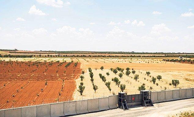 'Suriye sınırı güvence altında'