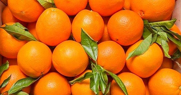 Portakalın Faydaları Nelerdir?