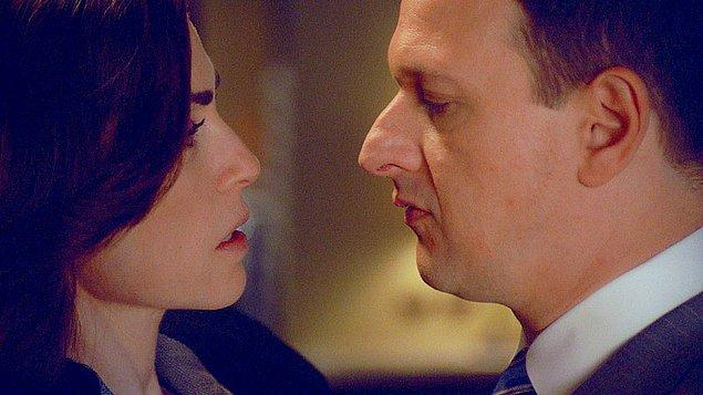 11. Will - Alicia (The Good Wife)