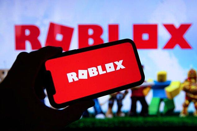 Bu oyunların başında ise Roblox geliyor.