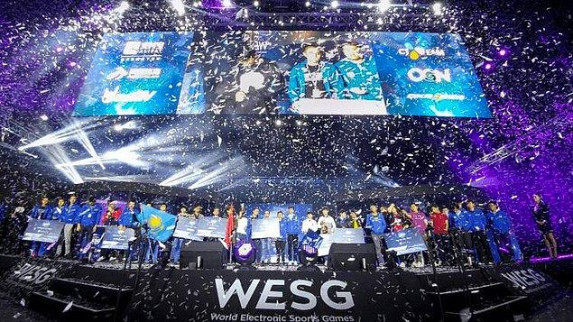 WESG 2017 CS: GO Finalisti Space Soldiers