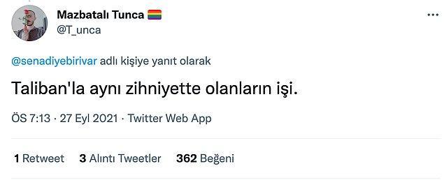 Erdoğan'ın meşhur sözü de hatırlatıldı.