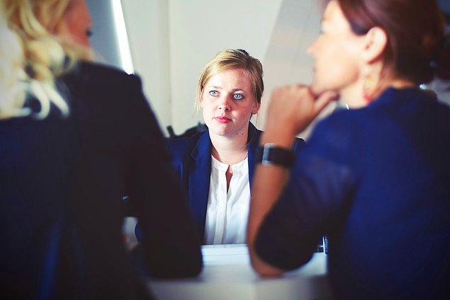 11. İş teklifi aldıysanız hemen kabul etmeyin iyice düşünüp karar verin.
