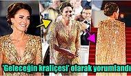'No Time To Die' Galasındaki İkonik Tarzıyla Görenleri Büyüleyen Kate Middleton'ı Baştan Aşağı İnceledik!