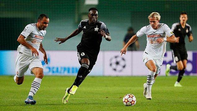 Peki UEFA Şampiyonlar Ligi'nde çıktığı 10 karşılaşmada da mağlup olmayan bu Sheriff Tiraspol nedir, necidir biraz anlatalım. 👇