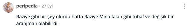 12. Raziye ve Mina için muazzam eşleşme diyenler 👆