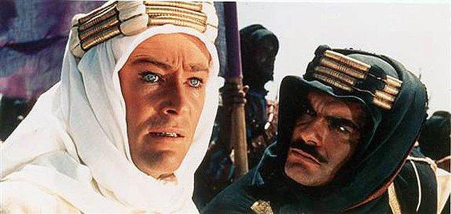 56. Lawrence of Arabia, 1962