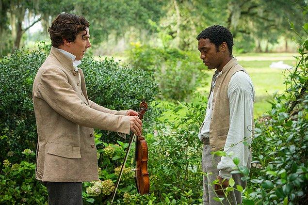 8. 12 Years a Slave, 2013