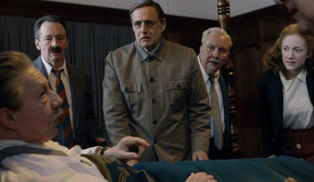 51. The Death of Stalin, 2017
