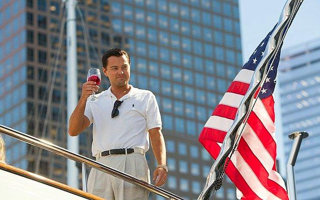7. The Wolf of Wall Street, 2013