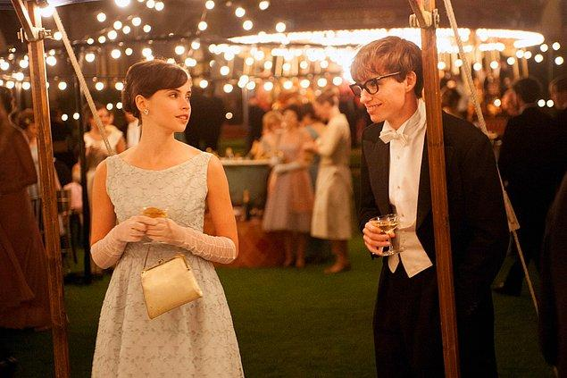 17. The Theory of Everything, 2014