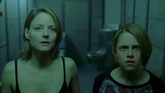 4. Panic Room / Panik Odası (2002) - IMDb: 6.8