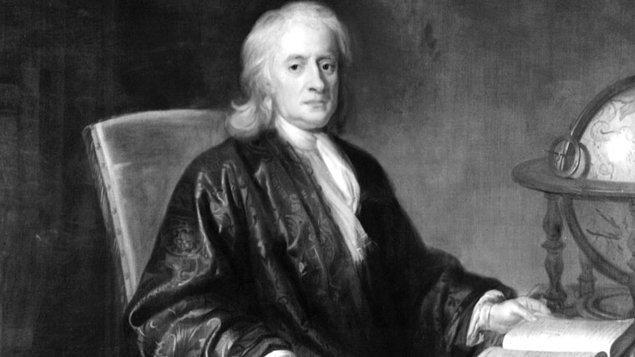 Isaac Newton'un Sözleri