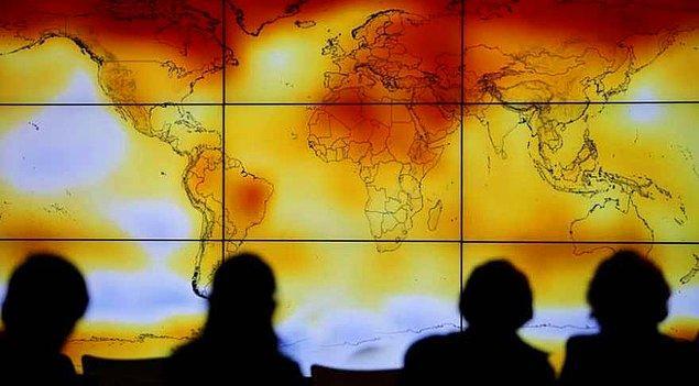 Bilim insanları, Paris İklim Anlaşması'ndan daha uzun vadeli planların yapılması gerektiğini öneriyor.