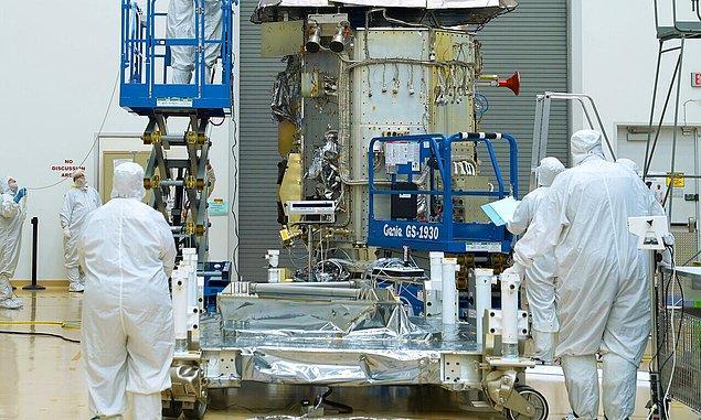 NASA ile ABD Jeoloji Araştırmaları Kurumu'nun iş birliğiyle 1972'de Landsat projesi başlatıldı.