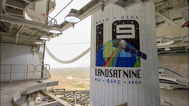 Son uydu, Landsat 8 fırlatıldıktan sonra yapılan birkaç iyileştirmeye sahip.