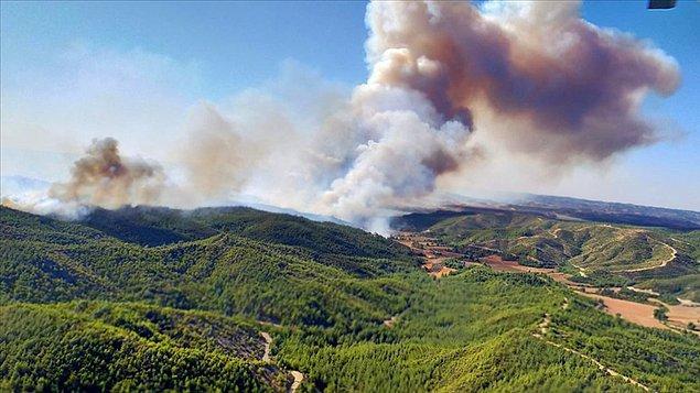 """""""Orman yangınları sayısı daha fazla artacak"""""""