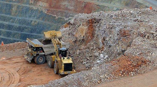 Ormanlık alanlardaki maden sahaları denetlenmiyor