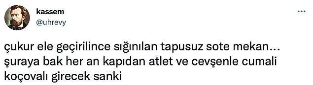 17. 'Çukur' fanları anladı bile! 😂