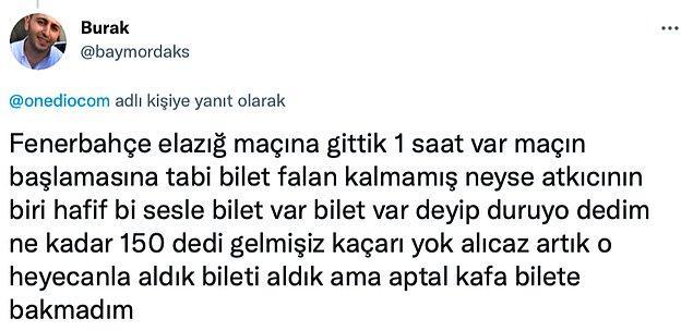 15. Bu şanssızlık Fenerbahçe'den kaynaklanıyor olabilir mi?