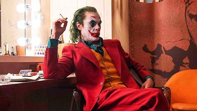 2. Joker - IMDb: 8.4