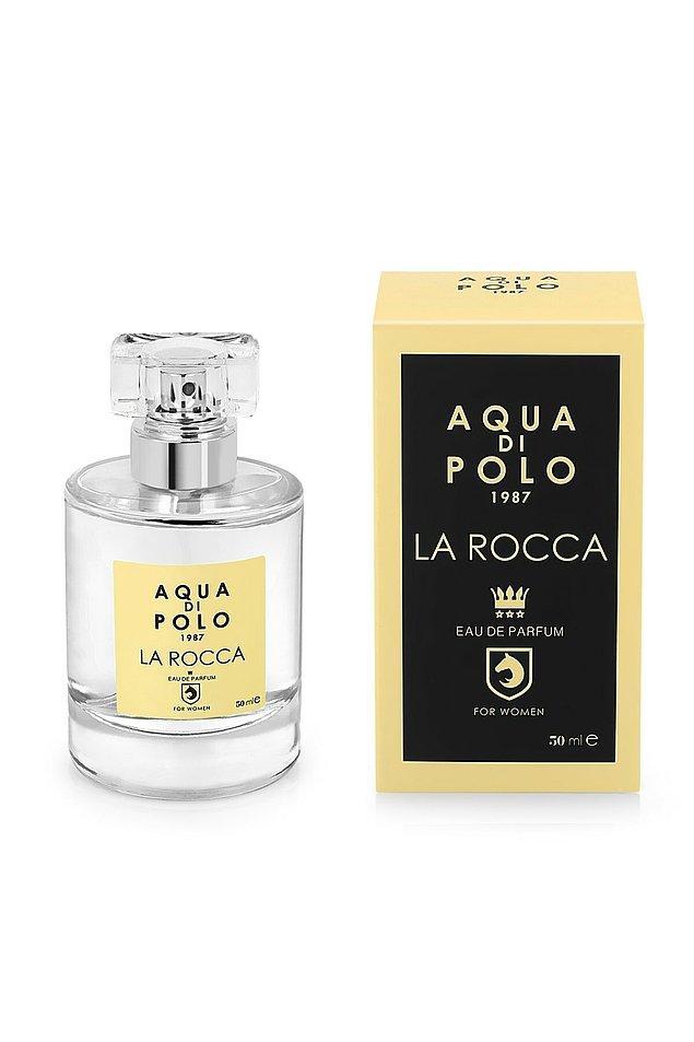 15. Aqua di Polo'nun yeni kokusu La Rocca baştan çıkarıcı ve bağımlılık yaratan etkisiyle yeni vazgeçilmeziniz olmaya aday.