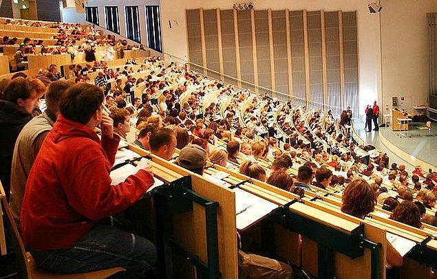 Norveç'te öğrencilerin büyük çoğunluğu yurt ve evlerde birlikte kalıyor
