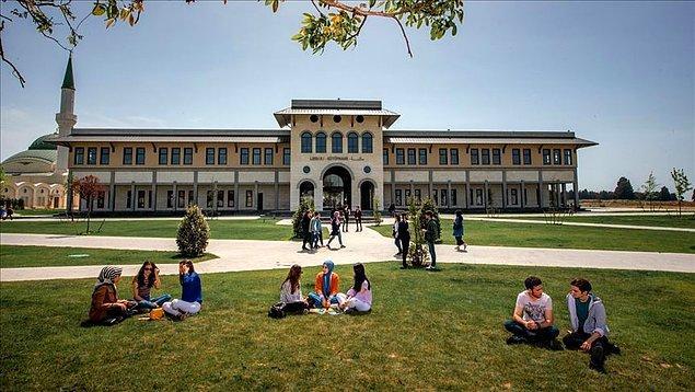 Türkiye, yabancı öğrencilerin en çok tercih ettiği ilk 10 ülke arasında