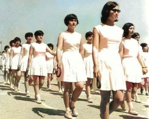 4. 19 Mayıs gösterileri, Giresun, 1967.