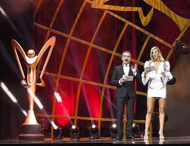 Onlarca farklı kategorideki ödüller ünlü isimlere yıllardır veriliyor.