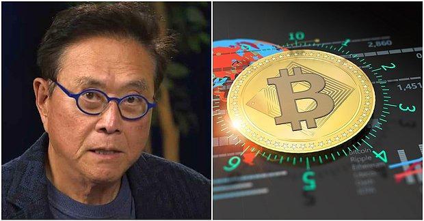 Ünlü Yazar Robert Kiyosaki Bitcoin Piyasası ile İlgili Önemli Öngörülerde Bulundu!