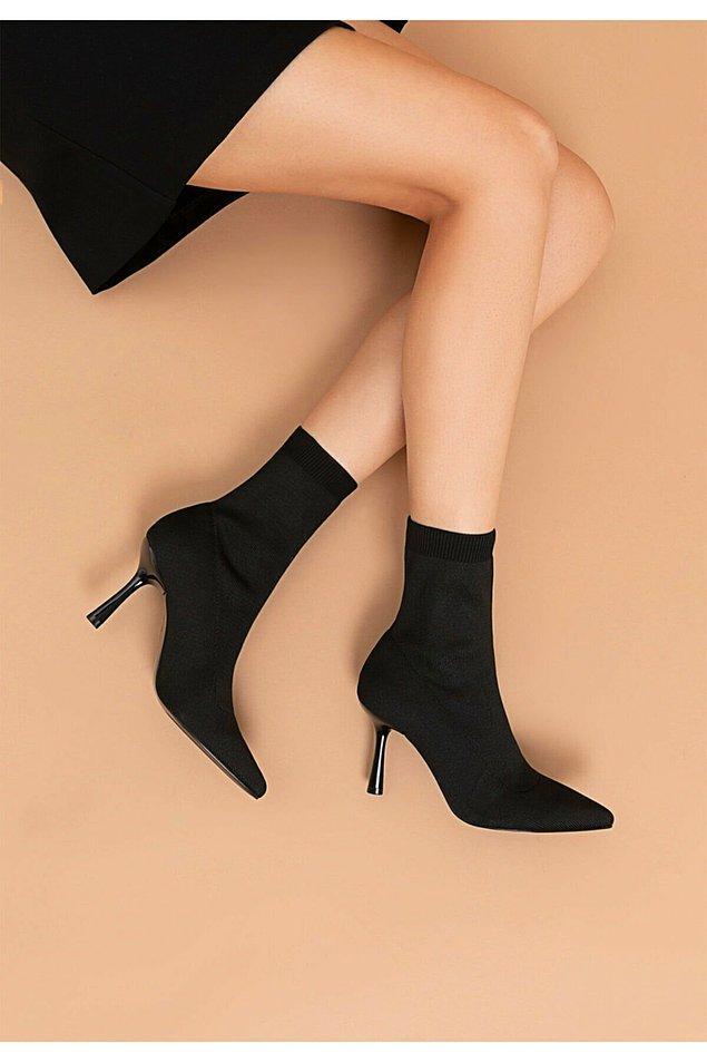 9. Çorap çizme sevenler bu modelleri çok sevecek!