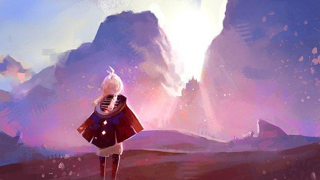 2. Sky: Children of the Light
