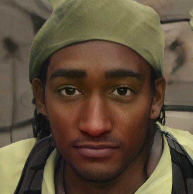 5. Bombalarla arası çok iyi olan Junkrat ve oyunun yerinde duramayan karakteri Lucio.