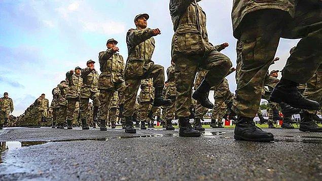 Kasım Celbi Askerlik Yerleri