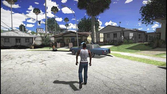 5. ENB (GTA: San Andreas)