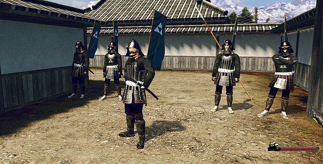 9. Gekokujo (Mount & Blade: Warband)