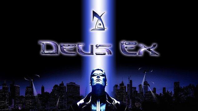 10. Nameless Mod (Deus Ex)