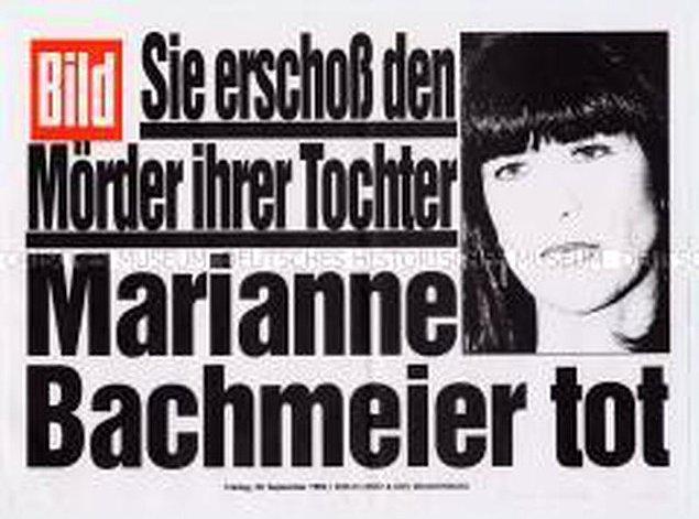 """""""İntikam Anne"""" davası, kimilerinin Bachmeier'den yeni bir kahraman yaratması, kimilerinin ise yanlışı yanlışla örtemeyeceğini savunmasıyla birlikte Almanya'da kısa sürede sansasyon yarattı."""