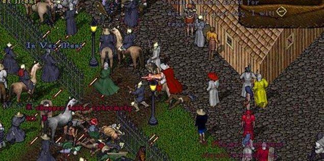 3. Ultima Online - Gargish